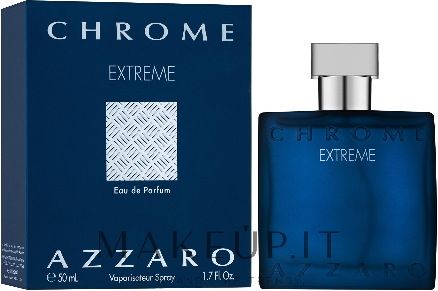 Azzaro Chrome Extreme - Eau de parfum — foto 50 ml