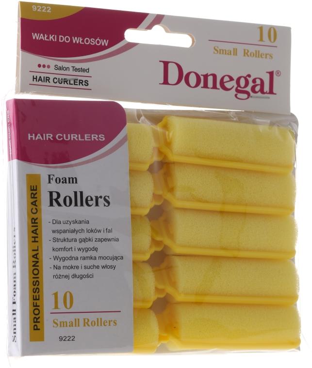 Bigodini per capelli 20 mm, 10 pz - Donegal Sponge Curlers