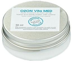 Profumi e cosmetici Olio corpo e mani - The Secret Soap Store Ozon Vita Med