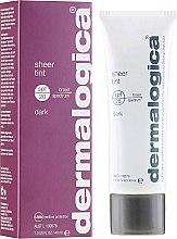 Profumi e cosmetici Crema viso idratante SPF 20 - Dermalogica Daily Skin Health Sheer Tint SPF20
