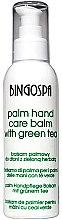 Profumi e cosmetici Balsamo mani al tè verde - BingoSpa