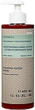 Profumi e cosmetici Lozione mani idratante all'aloe e pantenolo - Korres Aloe & Panthenol Moisturizing Hand Lotion