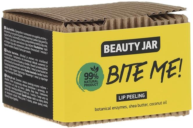 Scrub labbra al burro di cocco e karitè - Beauty Jar Bete Me Lip Peeling