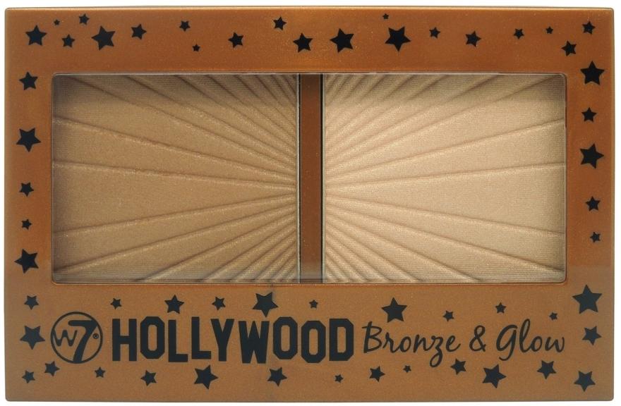 Bronzer viso - W7 Hollywood Bronze & Glow