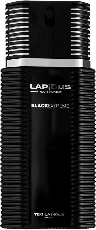Ted Lapidus Pour Homme Black Extreme - Eau de toilette