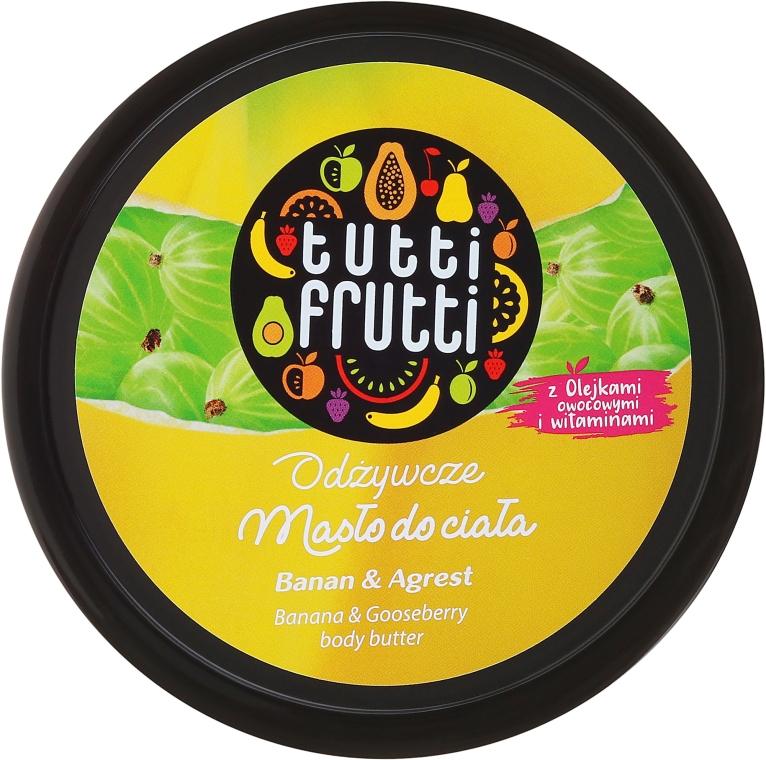 Burro corpo - Farmona Tutti Banana Gooseberry Body Butter
