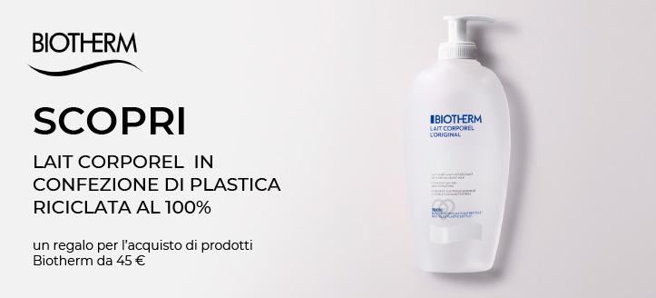 Ricevi in regalo un concentrato, acquistando prodotti Biotherm da 45 €