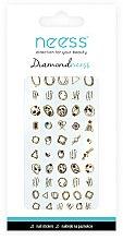 Profumi e cosmetici Adesivi per nail art, 3713 - Neess Diamondneess