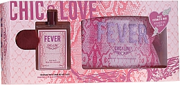 Profumi e cosmetici Chic&Love Fever - Set (edt/100ml + bag)