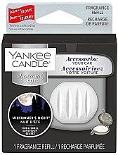 Profumi e cosmetici Profumo per auto (unità ricaricabile) - Yankee Candle Midsummers Night