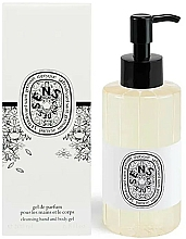 Profumi e cosmetici Diptyque Eau Des Sens - Gel detergente per mani e corpo