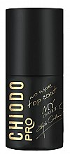 Profumi e cosmetici Top coat per smalto gel - Chiodo Pro Top EG No Wipe