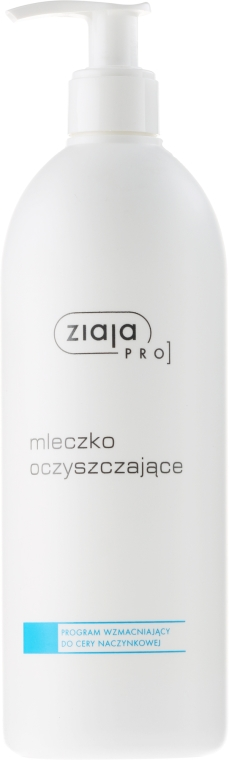 Latte detergente viso per rafforzare i capillari - Ziaja Pro Cleansing Milk