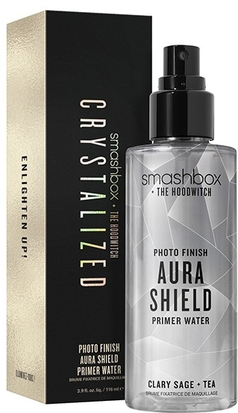 Primer viso in spray - Smashbox Crystalized Photo Finish Primer Water 3in1 Aura Shield — foto N1