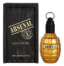 Gilles Cantuel Arsenal Gold - Eau de Parfum — foto N1