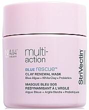 Profumi e cosmetici Maschera viso rigenerante all'argilla - StriVectin Multi-Action Blue Rescue Clay Renewal Mask