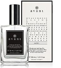 Profumi e cosmetici Spray tonificante, da notte - Avant Hyaluronic Acid Age Fix Toning Night Concentrate Mist
