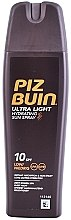 Profumi e cosmetici Spray solare - Piz Buin In Sun Moisturizing Spray Spf10