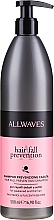 Profumi e cosmetici Shampoo anticaduta - Allwaves Placenta Hair Loss Prevention Shampoo