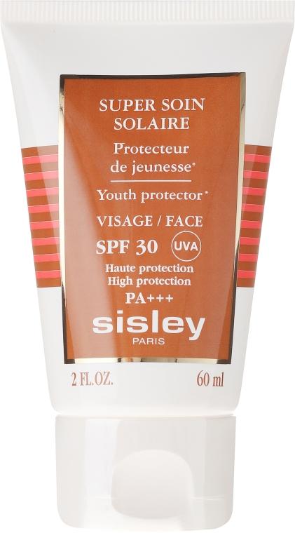 Crema solare viso SPF 30 - Sisley Super Soin Solaire Facial Sun Care SPF 30 — foto N2