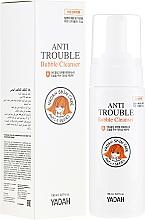 Profumi e cosmetici Schiuma detergente viso - Yadah Anti-Trouble Bubble Cleanser