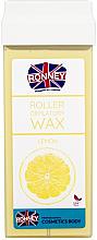 """Profumi e cosmetici Cartuccia cera depilatoria """"Limone"""" - Ronney Wax Cartridge Lemon"""