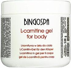 Gel brucia-grassi con L-carnitina - BingoSpa L-Carnitine In The Gel — foto N1