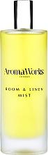 "Profumi e cosmetici Spray per ambienti ""Basilico e lime"" - AromaWorks Light Range Room Mist"