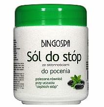 Profumi e cosmetici Sale per piedi, anti-sudore - BingoSpa Salt For Feet