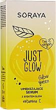 Profumi e cosmetici Siero idratante alla vitamina C - Soraya Just Glow Serum