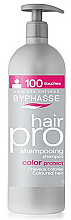 Profumi e cosmetici Shampoo per capelli colorati - Byphasse Hair Pro Shampoo Color Protect