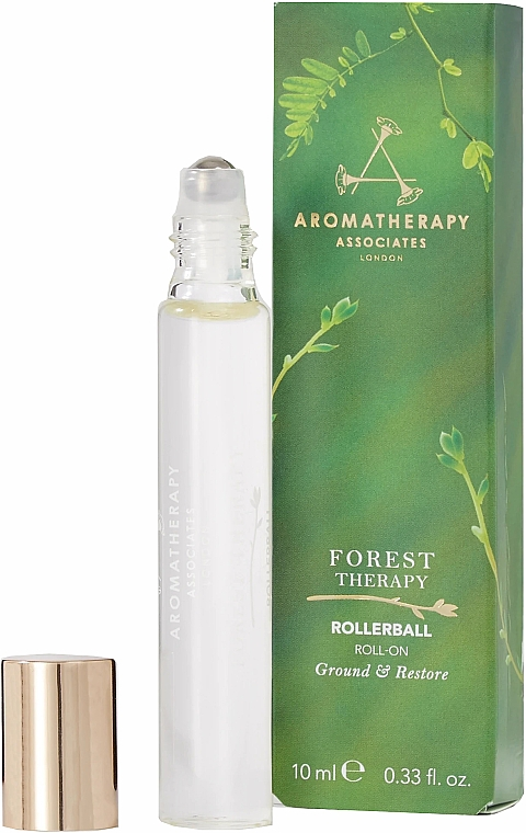 Olio aromatico - Aromatherapy Associates Forest Therapy Rollerball — foto N2