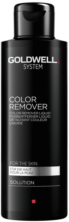Smacchiatore per tinta dei capelli - Goldwell System Color Remover Skin