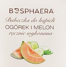 """Bomba da bagno """"Cetriolo e melone"""" - Bosphaera — foto N1"""