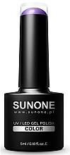 Profumi e cosmetici Gel-smalto ibrido - Sunone UV/LED Gel Polish Color