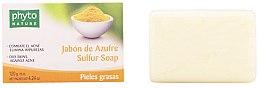 Profumi e cosmetici Sapone di zolfo naturale - Luxana Phyto Nature Sulfur Soap