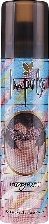 Deodorante spray profumato corpo - Impulse Incognito Deodorant Spray