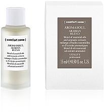 Profumi e cosmetici Miscela oli essenziali per corpo - Comfort Zone Aromasoul Arabia Blend