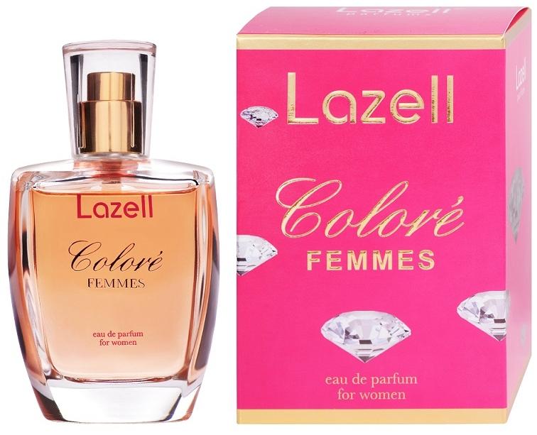 Lazell Colore Femmes Eau de Parfum for Women - Eau de Parfum — foto N1