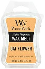 Profumi e cosmetici Cera profumata - WoodWick Wax Melt Oat Flower
