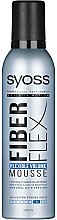 Profumi e cosmetici Mousse styling capelli - Syoss Fiber Flex Flexible Volume Mousse