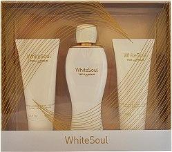 Profumi e cosmetici Ted Lapidus White Soul - Set (edp/100ml+b/cr/100ml+sh/gel/100ml)