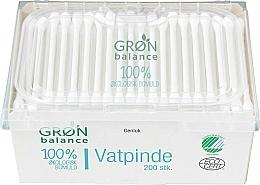 Profumi e cosmetici Cotton fioc per bambini, 200 pz - Gron Balance