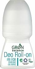 Profumi e cosmetici Deodorante roll-on - Gron Balance Deo Roll-On
