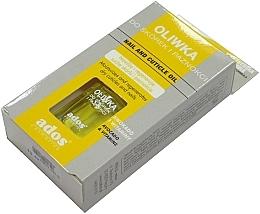 Profumi e cosmetici Olio per cuticole e unghie - Ados Nail And Cuticle Oil