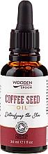 Profumi e cosmetici Olio di caffè - Wooden Spoon Coffee Seed Oil