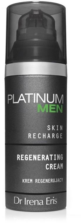 Crema viso rigenerante, per uomo - Dr Irena Eris Platinum Men Regenerating Cream — foto N1