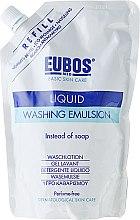Profumi e cosmetici Emulsione detergente corpo - Eubos Med Basic Skin Care Liquid Washing Emulsion (ricarica)