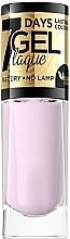 Profumi e cosmetici Smalto-gel per unghie - Eveline Cosmetics Gel Laque Nail Enamel