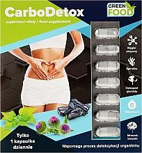 Profumi e cosmetici Integratore alimentare disintossicante - Noble Health Slim Line Carbodetox